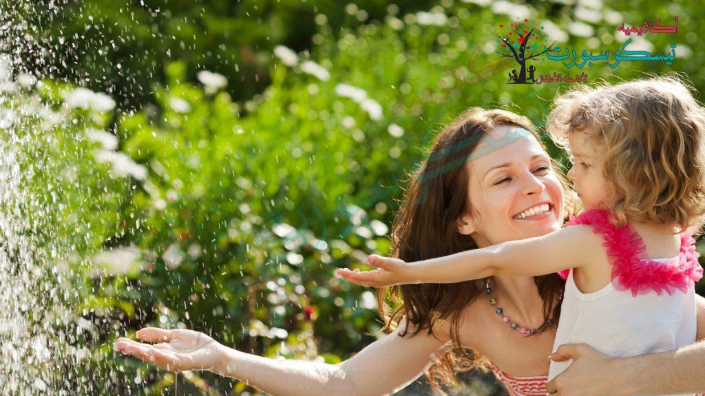 بعض الأفكار لتعلم كيفيه تربيه الاطفال بطريقة ممتعة