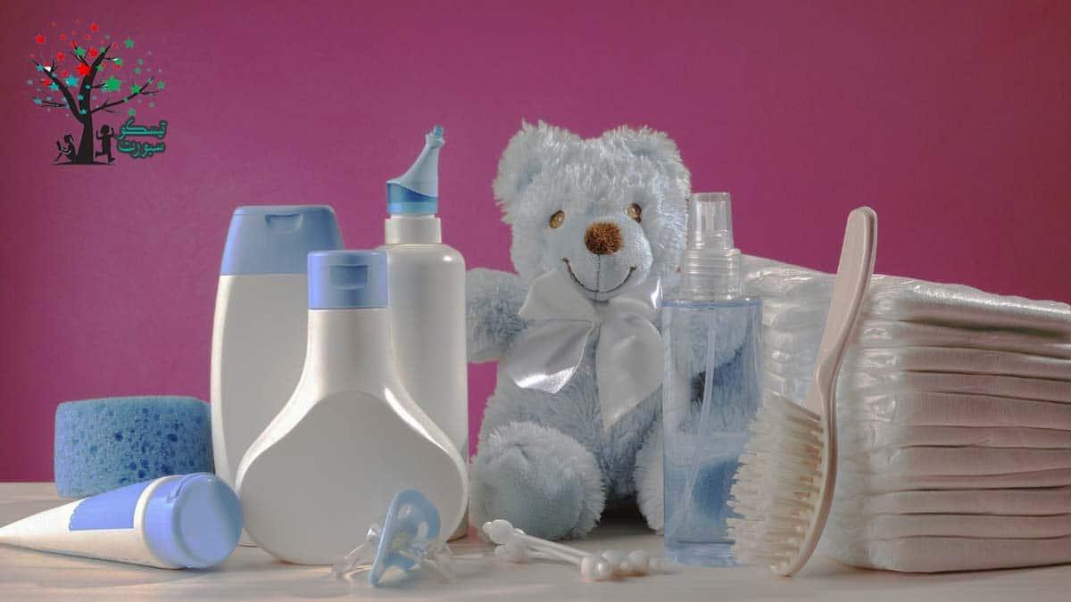 أفضل جل استحمام للأطفال حديثي الولادة