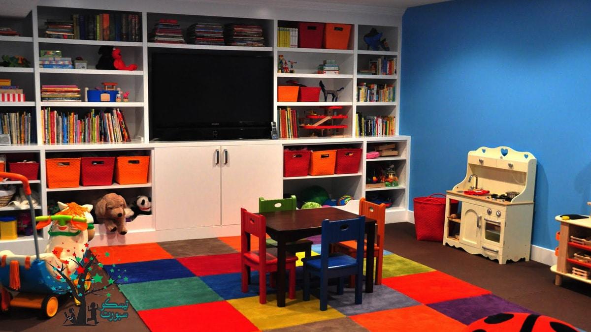 أفكار لغرفة العاب اطفال