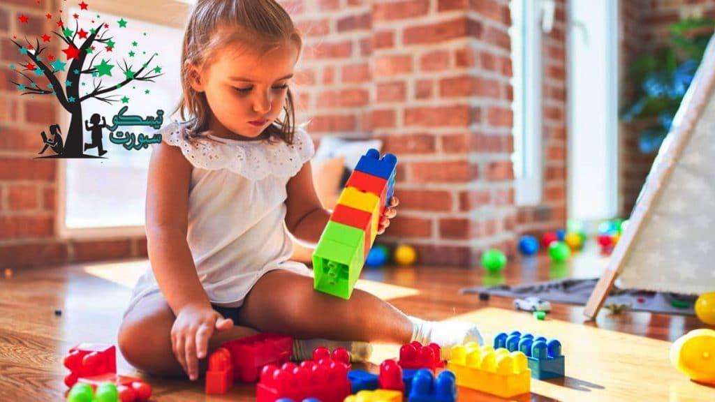 انشطة للاطفال منزلية