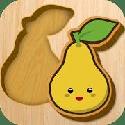 أيقونة تحميل تطبيق لعبة المكعبات الخشبية