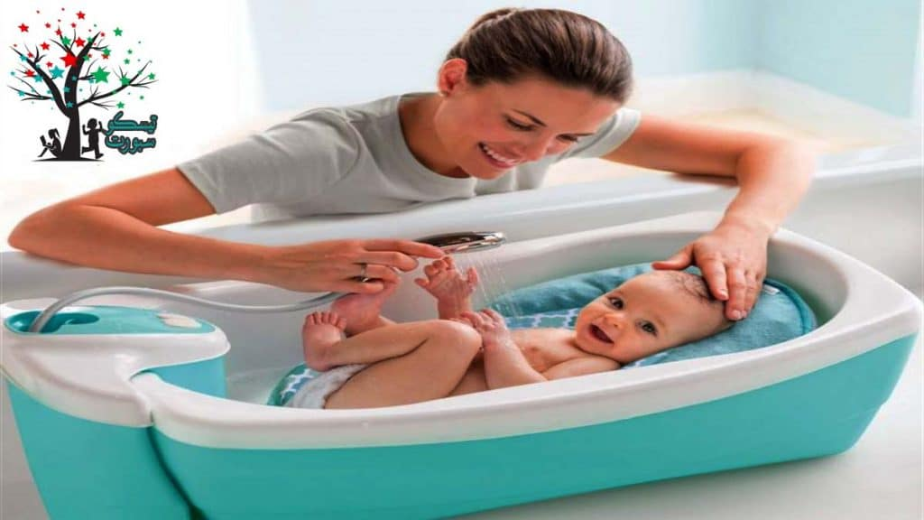 احتياجات الاستحمام من احتياجات الرضيع