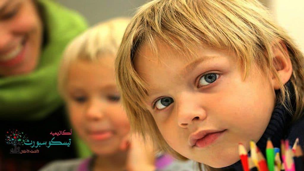 افكار مسابقات للاطفال لجسم الإنسان