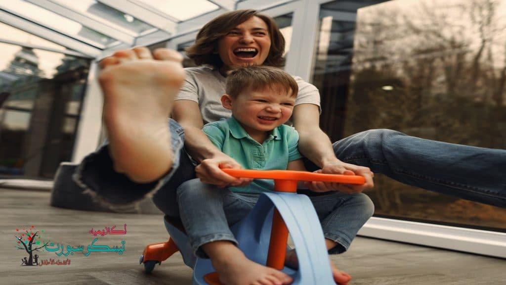 الأساليب الخاطئة عند تربية الاطفال عمر ٣ سنوات