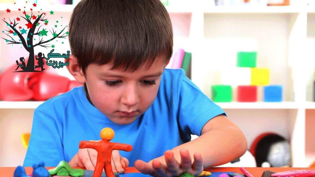 الأنشطة العقلية للأطفال