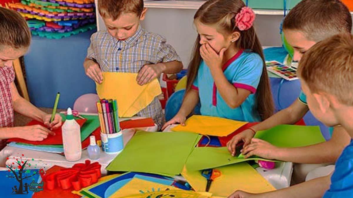 الاجتماعي للأطفال بعمر 4 سنوات