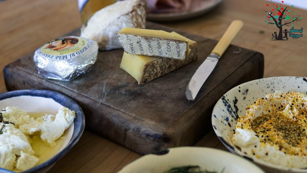 الجبنة الطرية