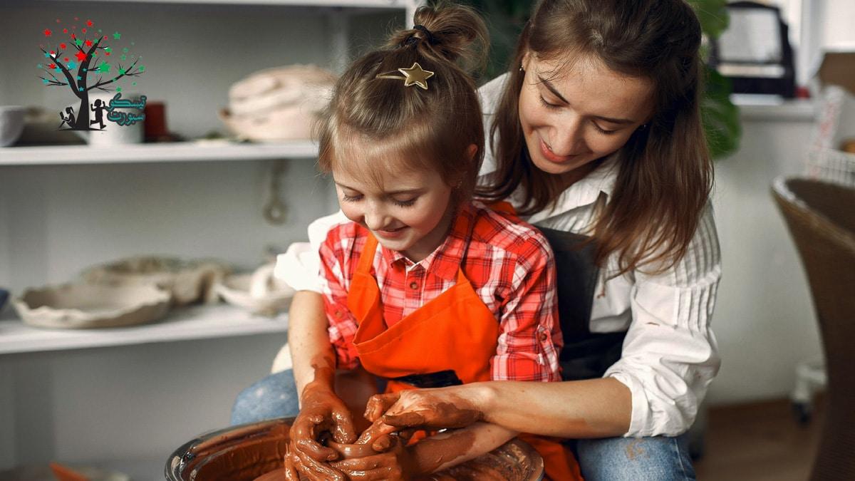 الحرف اليدوية البسيطة للأطفال
