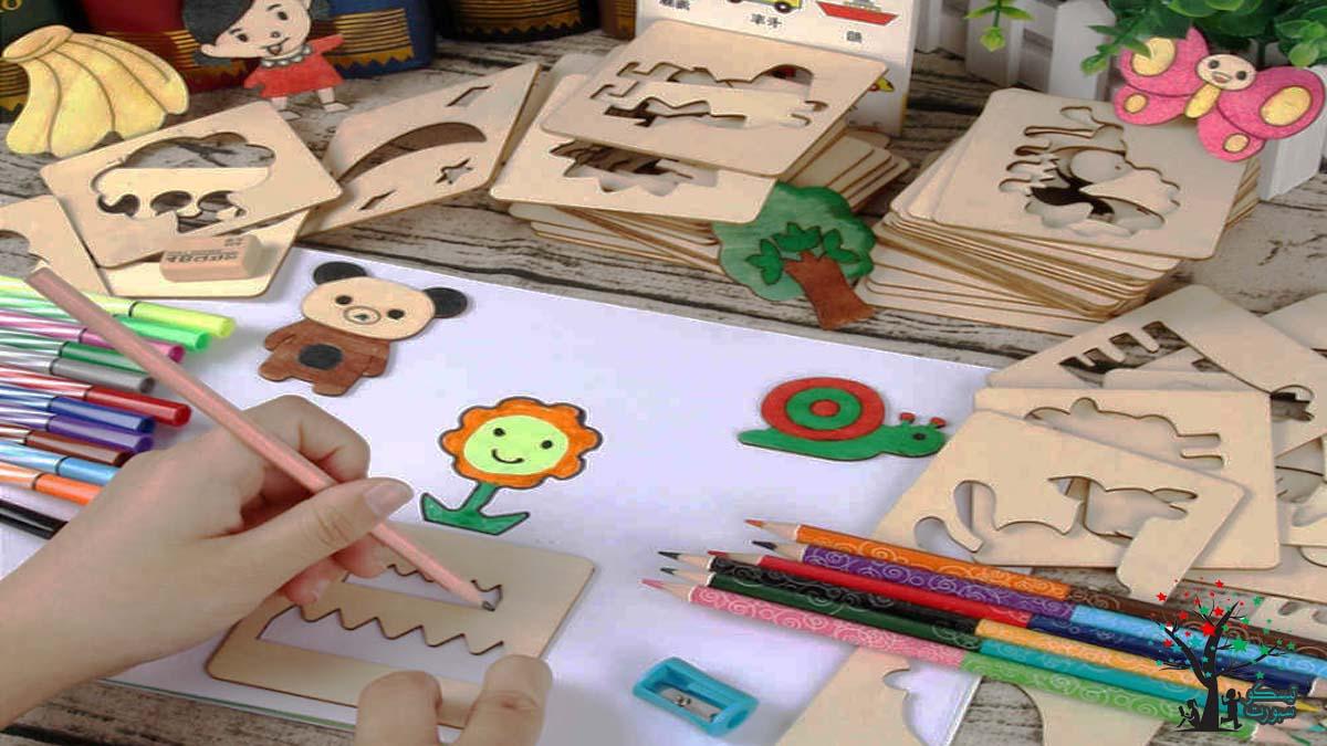 العاب الرسم والتلوين والعاب تركيز للاطفال 4 سنوات