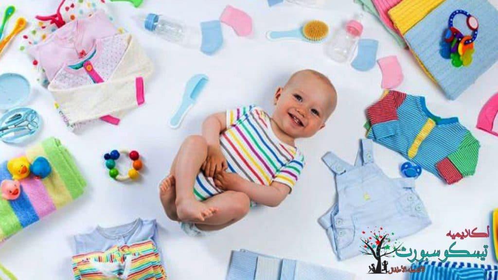 النظافة اليومية و معلومات عن تربية الأطفال حديثي الولادة