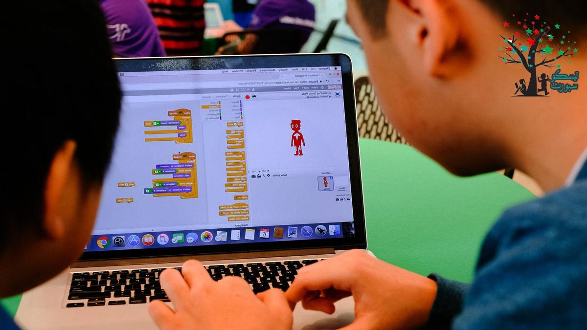 برامج تعليم برمجة للاطفال