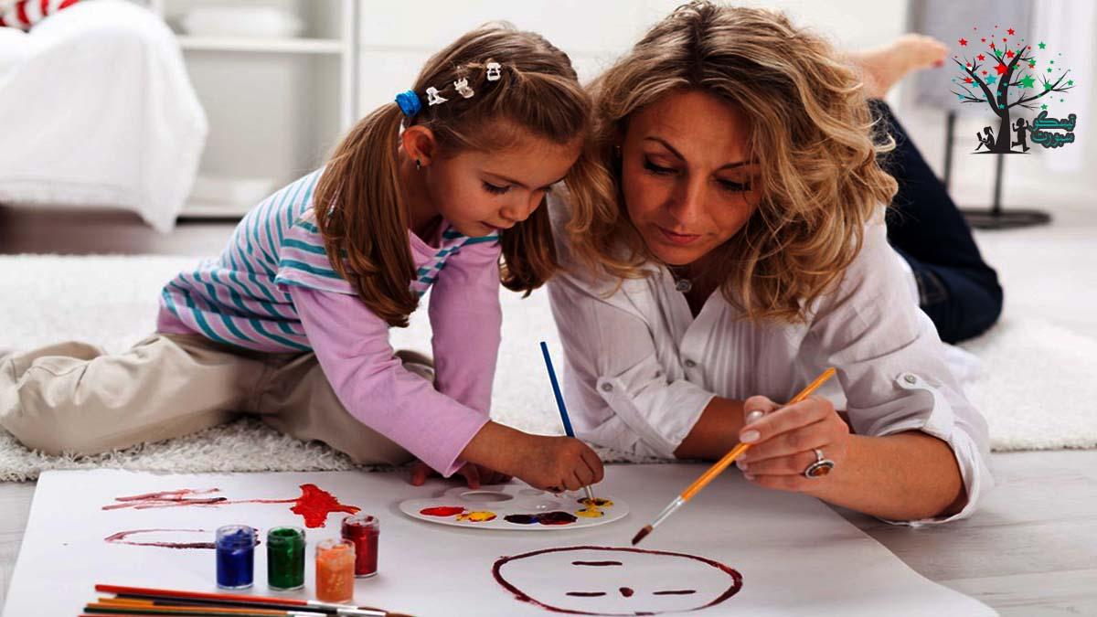 بعض الأفكار التي تساعد الأطفال على التعبير عن المشاعر واحتياجاتهم