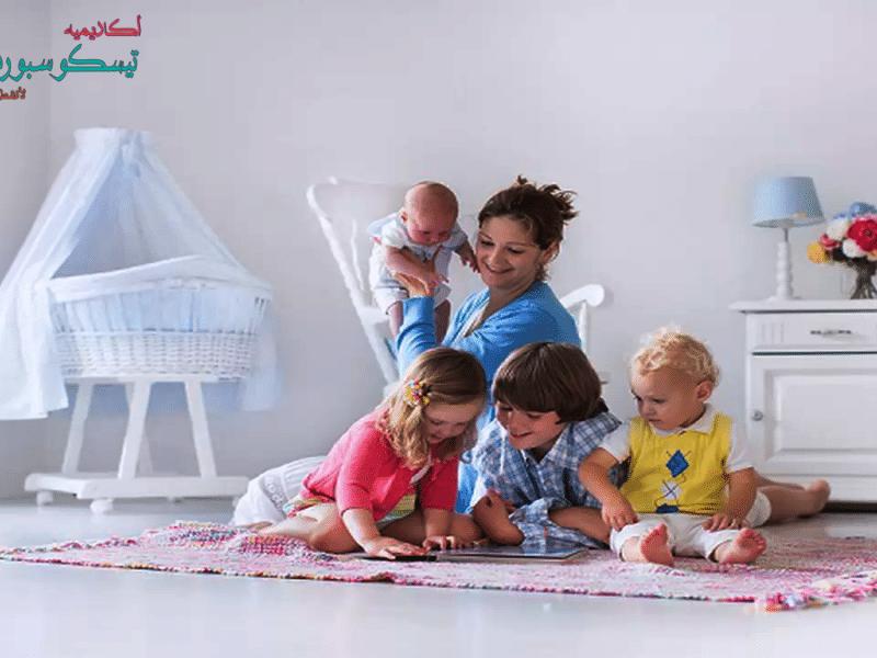 تربية الأطفال تربية صحيحة و 4 قواعد هامه