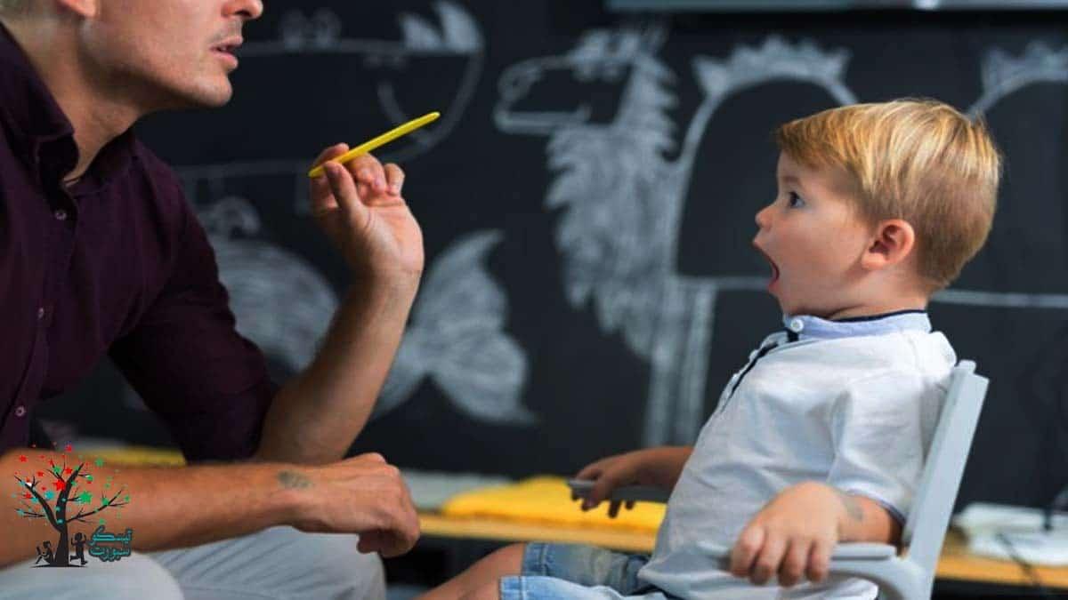 تعليم الطفل إشارات لبعض التعابير
