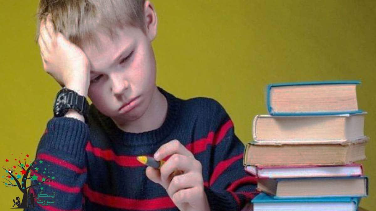 صعوبة التعلم من سن الأربع سنوات حتى سن التسع سنوات