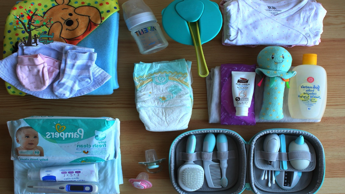 قائمة احتياجات المولود الجديد من الصيدلية