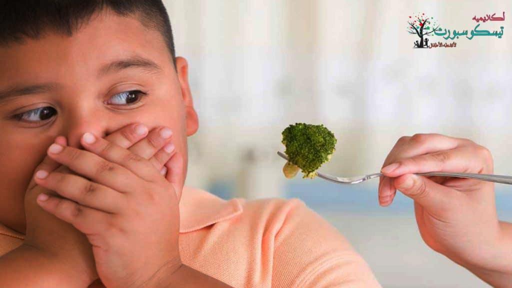 كيفية إتباع النظام الغذائي للأطفال