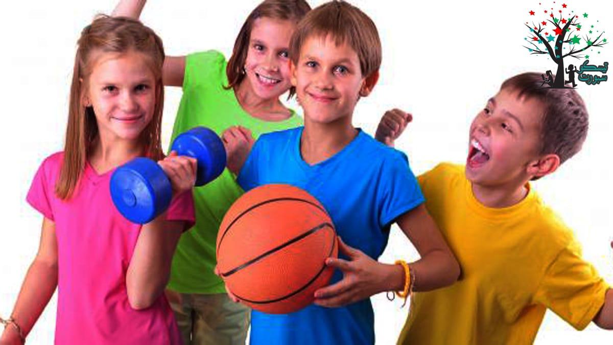 كيفية اختيار الرياضة المناسبة للاطفال