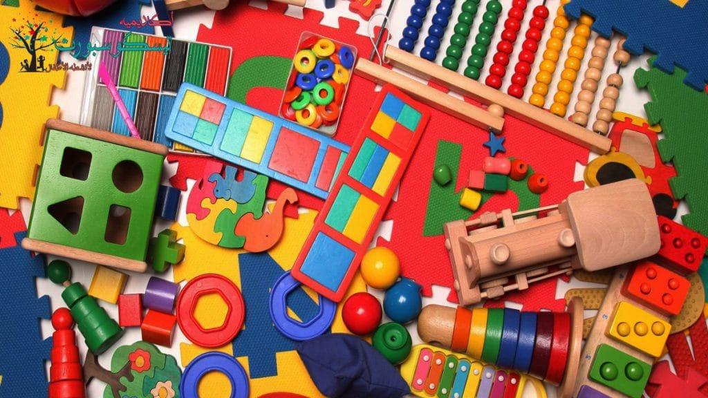 لعبة الوظائف من العاب مهارات للاطفال