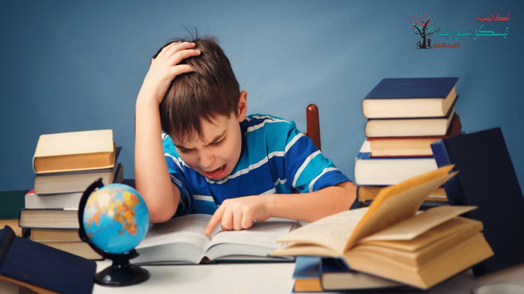 مشكلة تعليم الحروف الانجليزية للاطفال