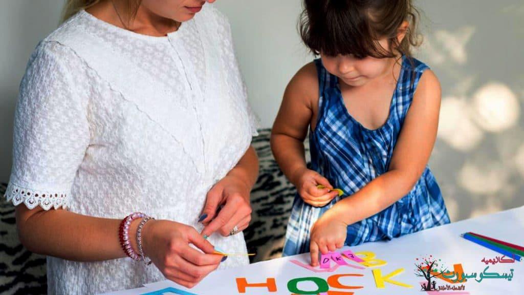 ممارسة الانجليزية وتعليم الحروف الانجليزية للاطفال