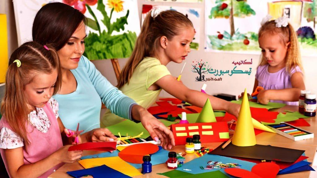 مهارات تعليم الحروف الانجليزية للاطفال