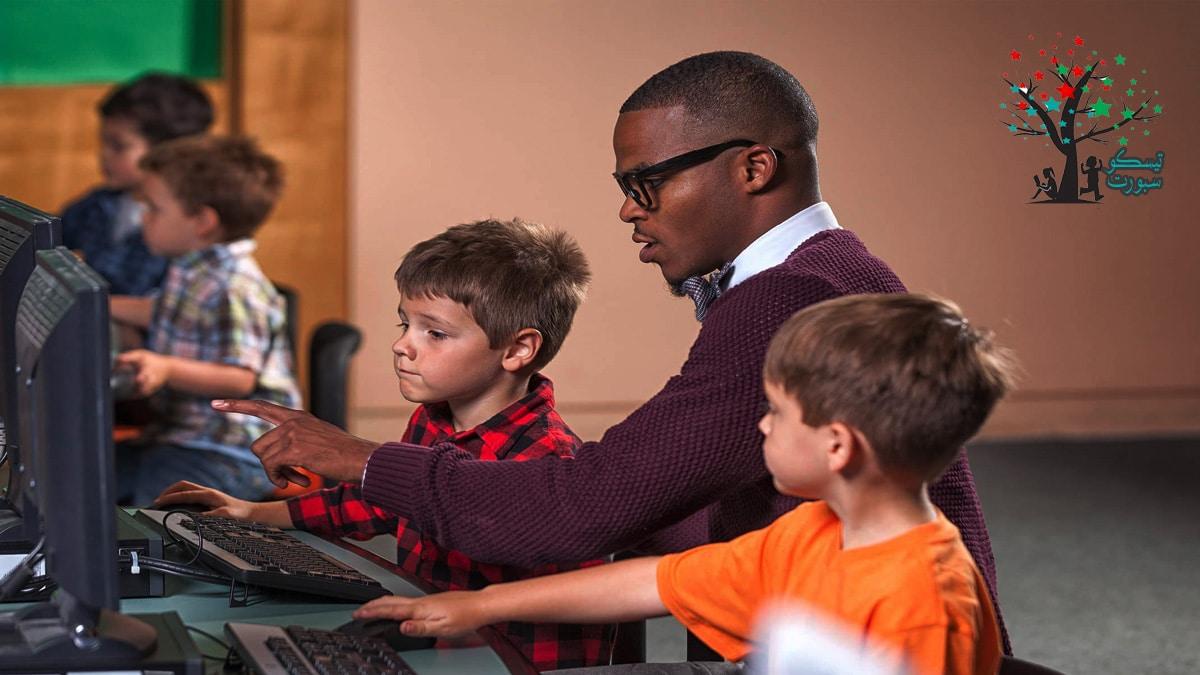 مواقع تعليم برمجة للاطفال