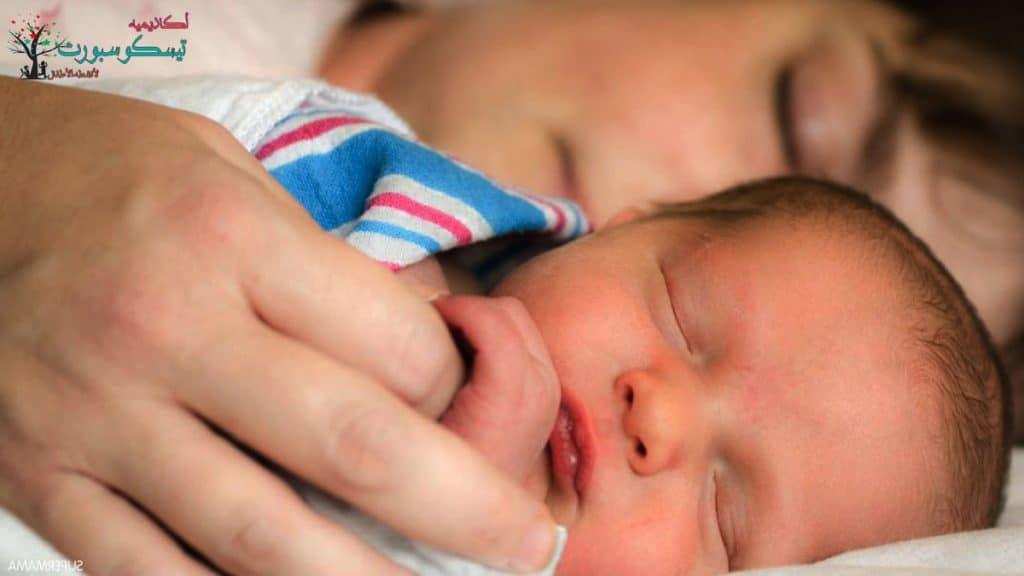 نصائح للامهات في تربية الأطفال الجدد