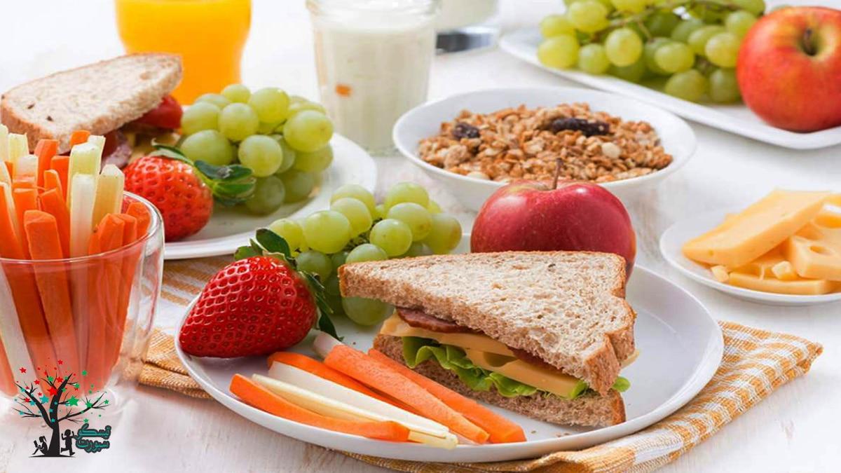 أفكار فطور صحي وسريع لطفلك
