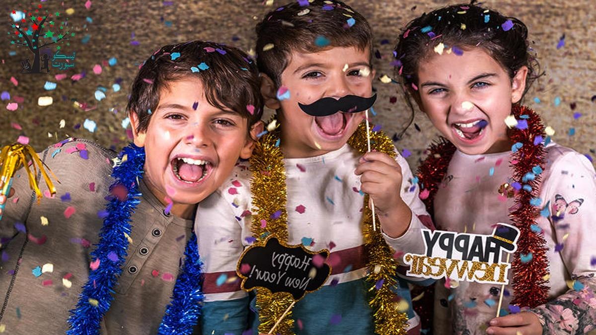 أفكار مختلفة لحفلات اطفال