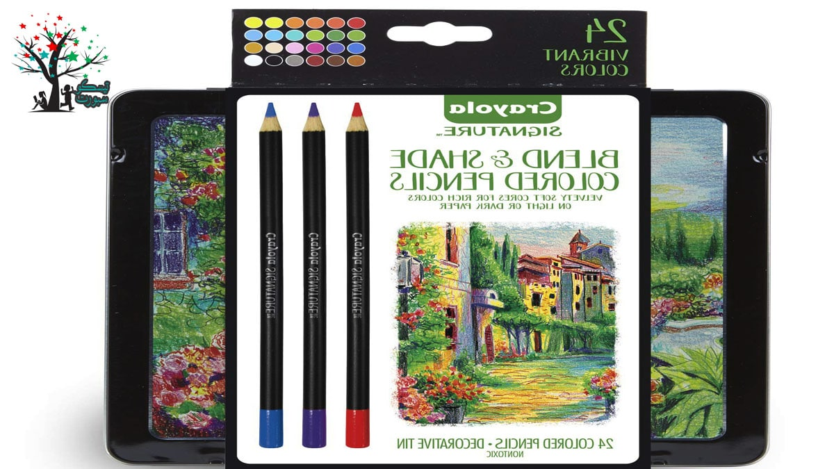 أقلام التظليل من كرايولا