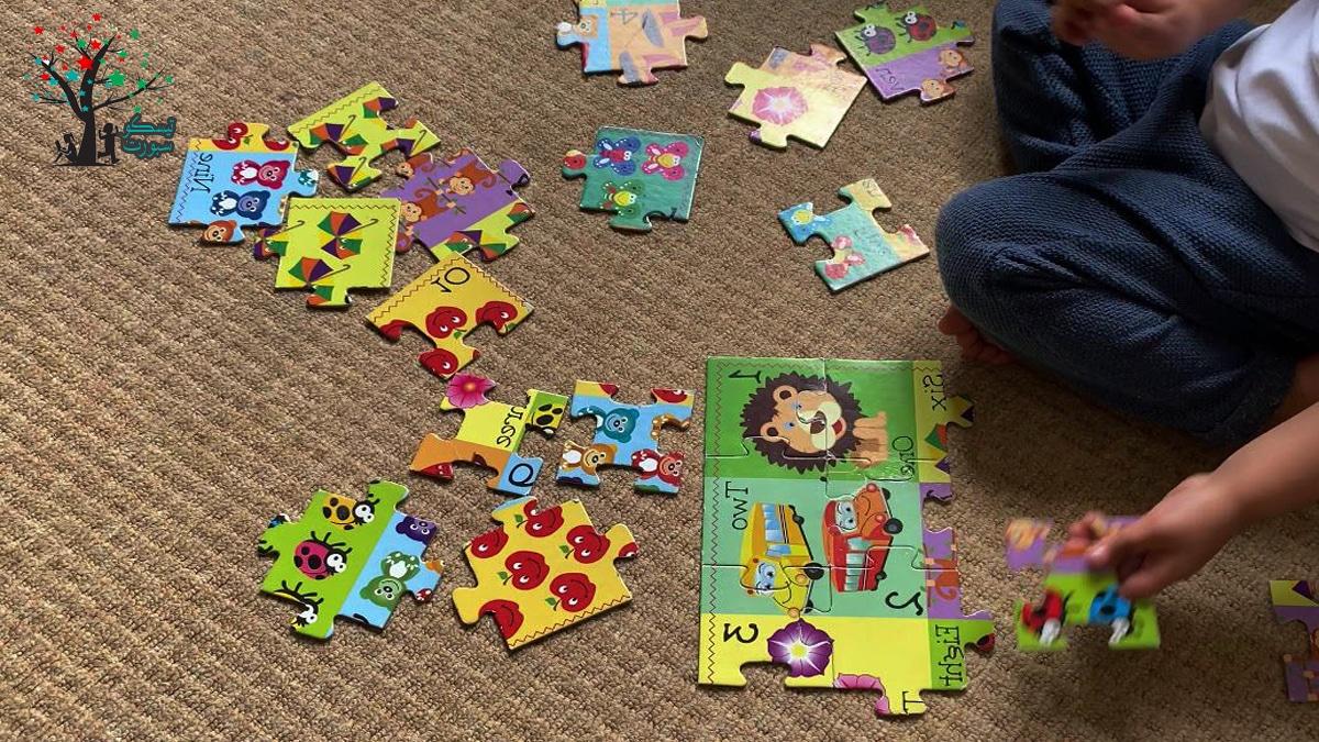 ألعاب أطفال تعليمية 5 سنوات