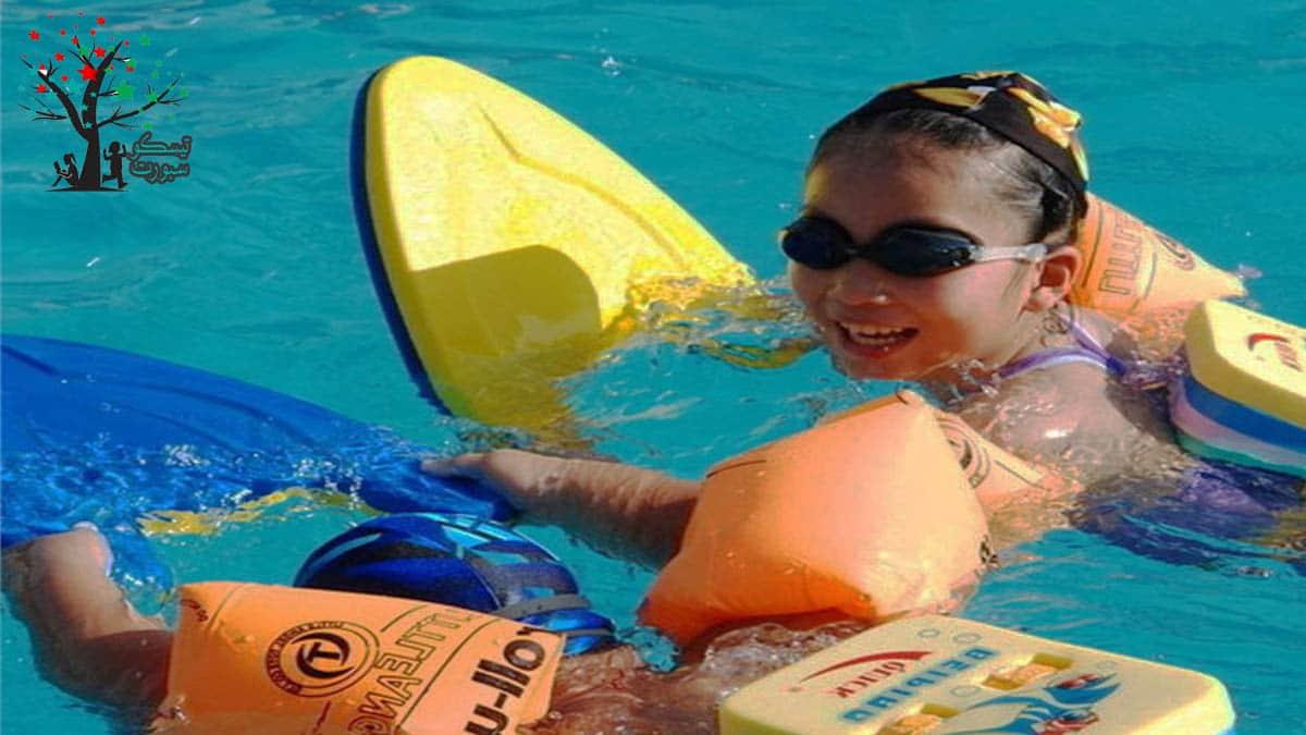 ألواح الطفو من ادوات سباحة اطفال