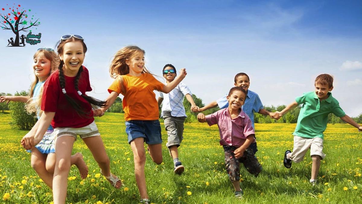 أهمية الألعاب مسابقة حركية للأطفال