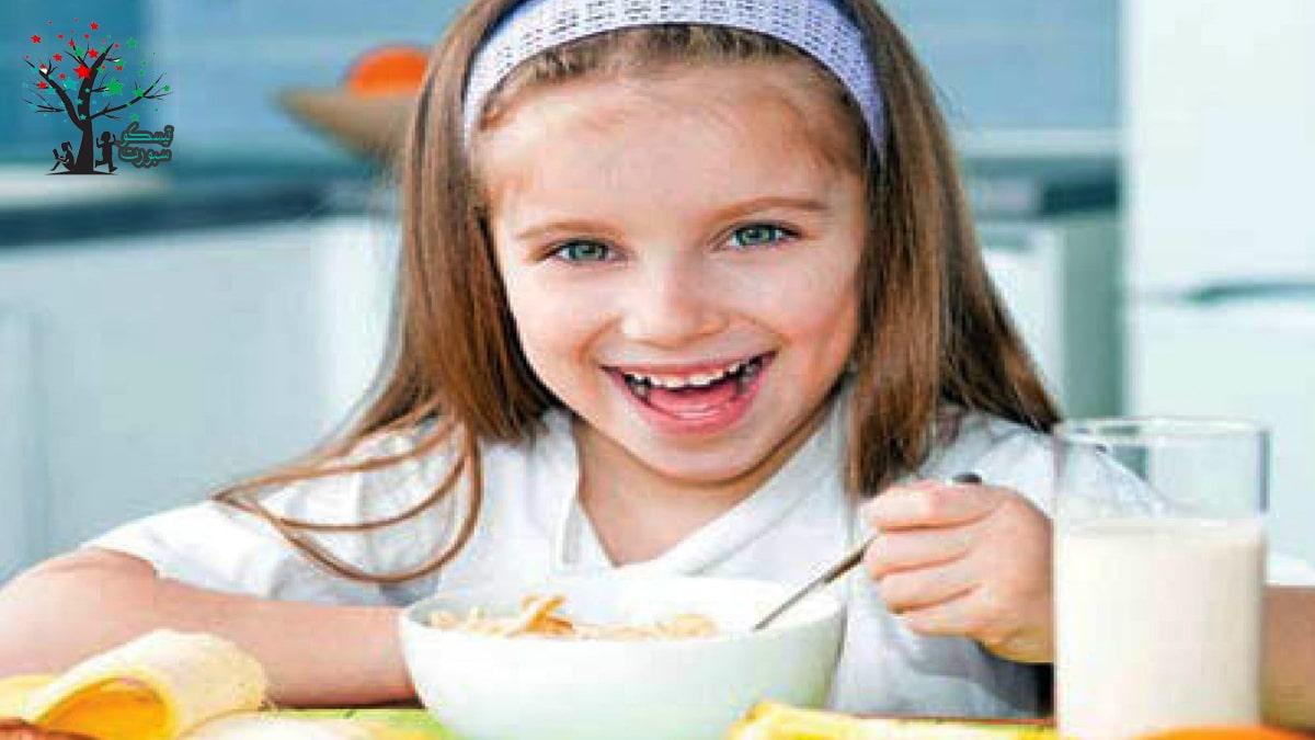 أهمية وجبة الفطور للأطفال