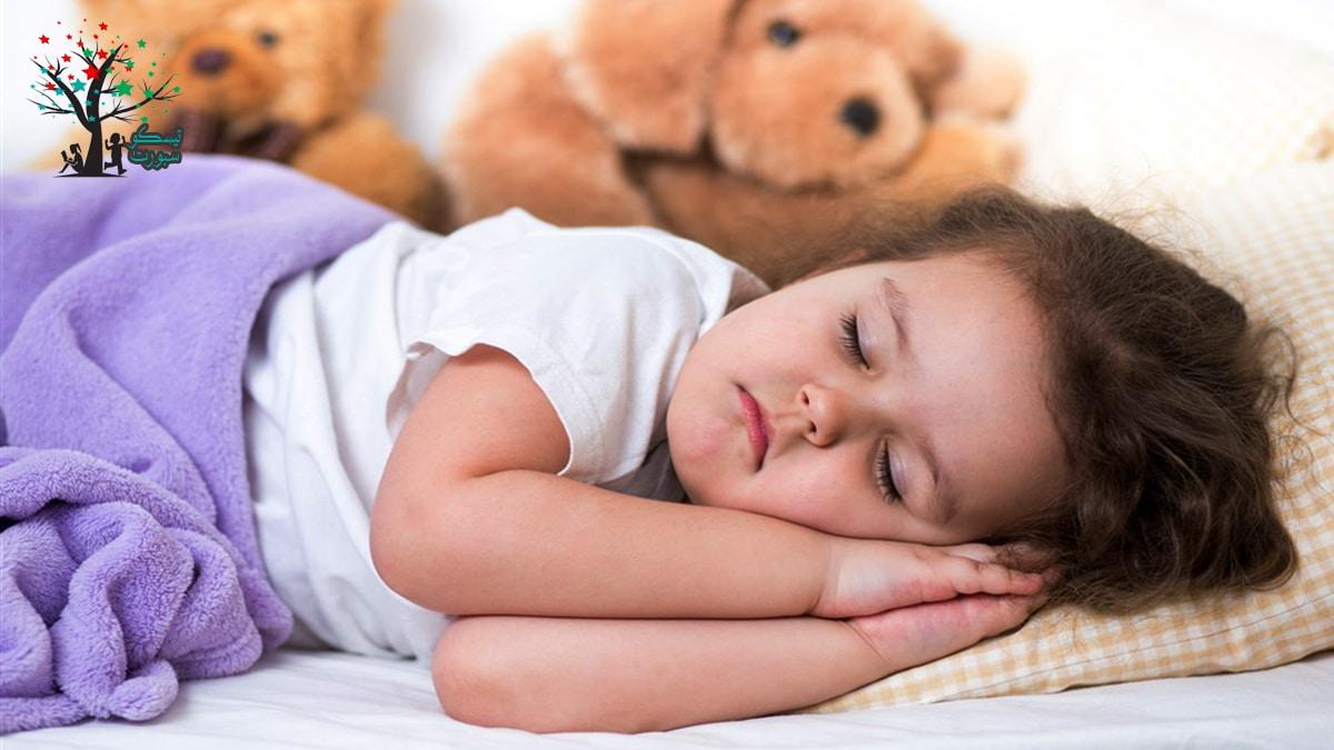 إرشادات تساعد على جعل الرضيع ينام بمفرده
