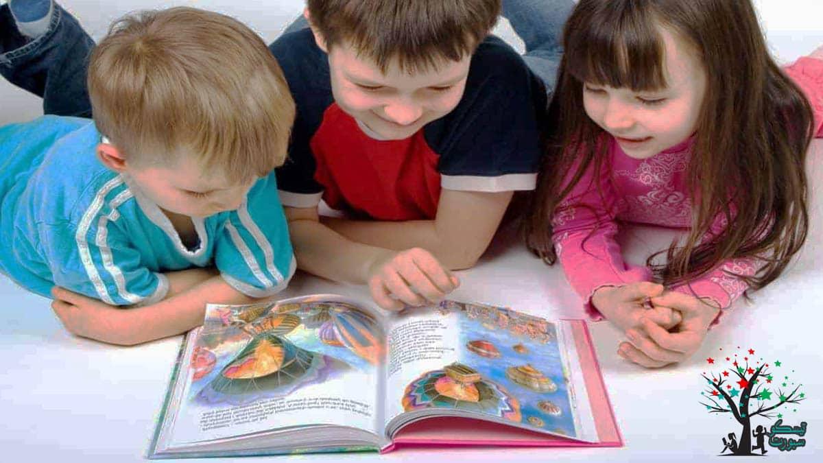احكي القصص وألعاب تعليمية للأطفال 4 سنوات