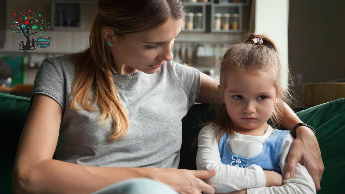 اعتذر لطفلك ونصائح فى تربية الأطفال