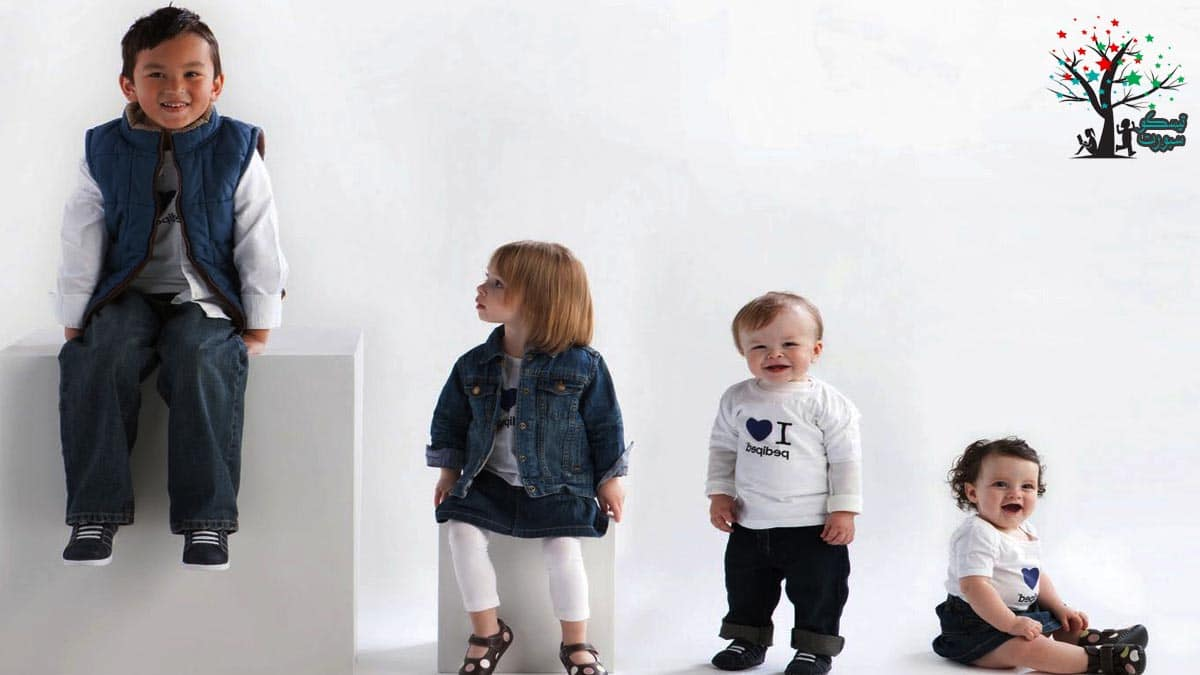 النمو البدني للطفل في السنة الأولى