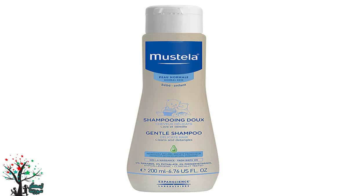 انواع الشامبو شامبو موستيلا
