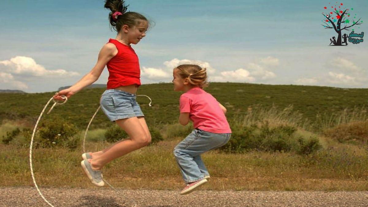 تمارين لتقوية عضلات ظهر الاطفال