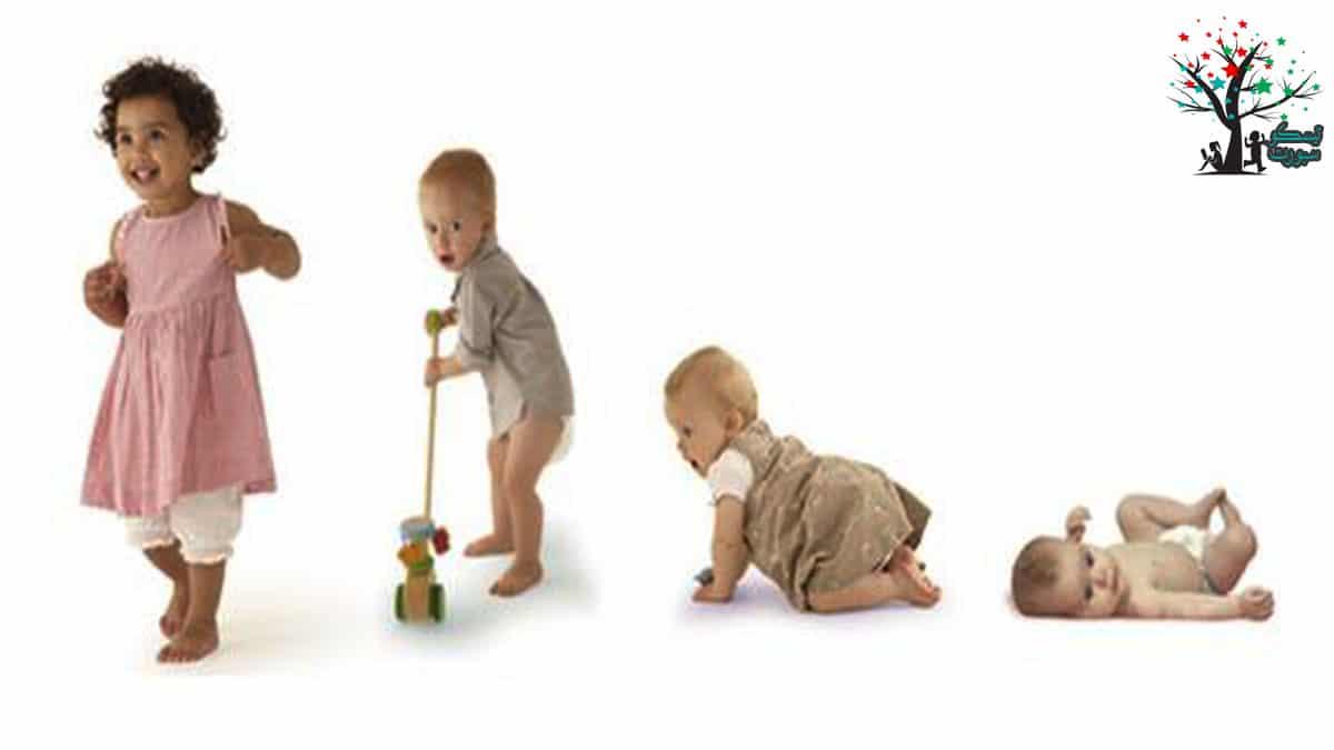 خصائص النمو الجسمي من خصائص النمو في مرحلة الطفولة المبكرة
