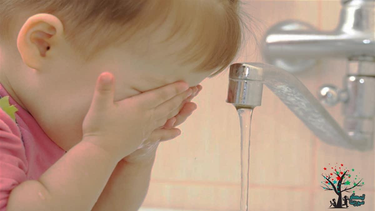خطوات تعليم الطفل النظافة الشخصية