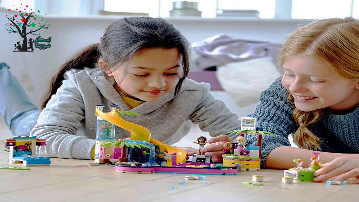 لعبة أندريا باك من ألعاب ليجو للأطفال