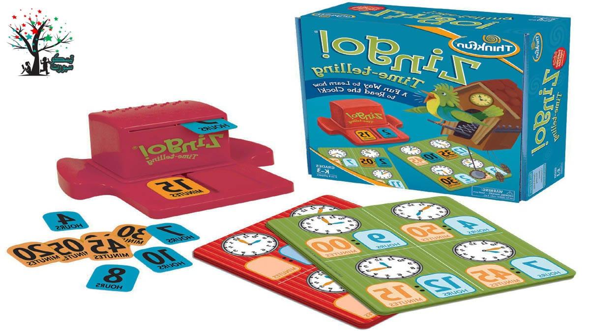 لعبة زينجو من العاب اطفال اولاد 5 سنوات