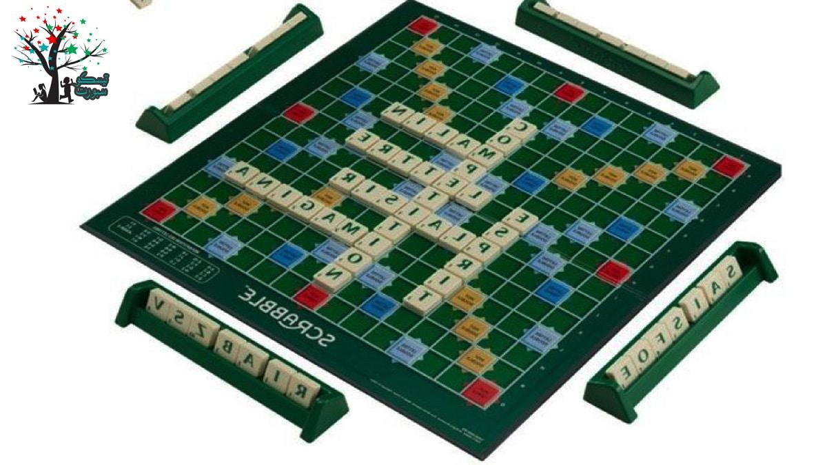 لعبة لوحة الكلمات من ألعاب أطفال 5 سنوات