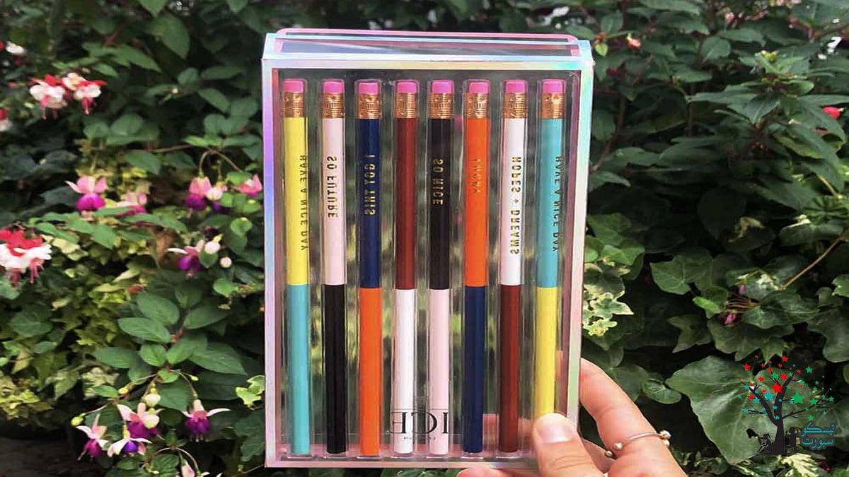 مجموعة أقلام رصاص من آيس لندن ICE