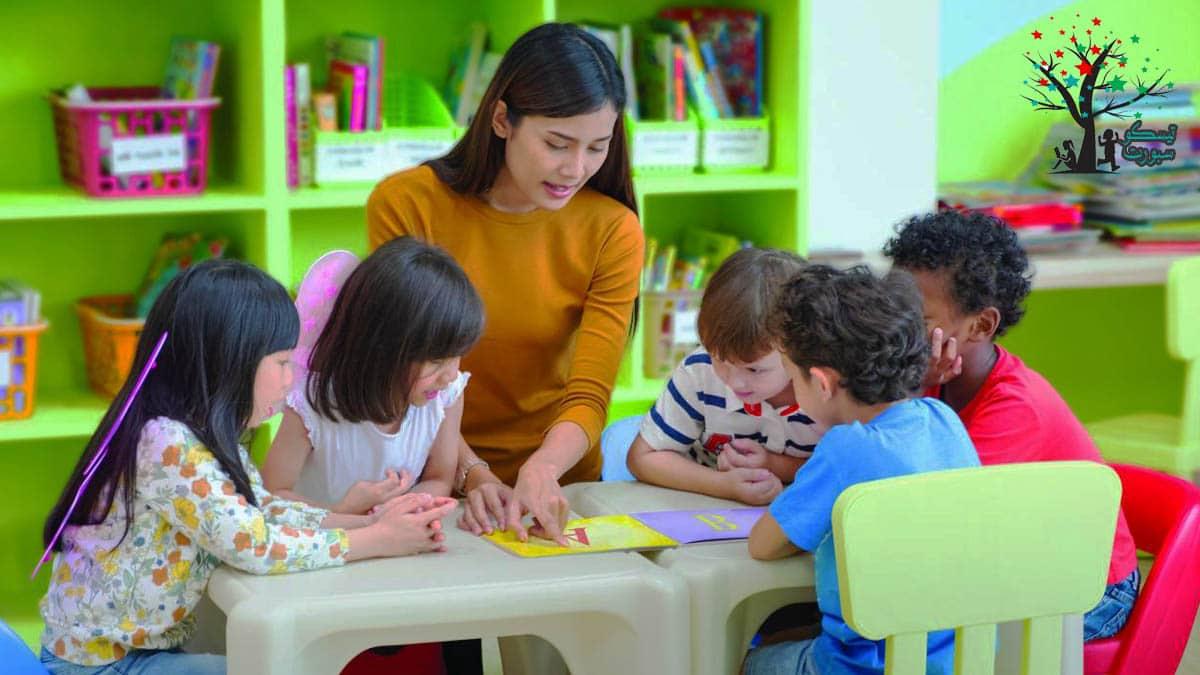 معايير الجودة بالنسبة لتعليم الطفولة المبكرة