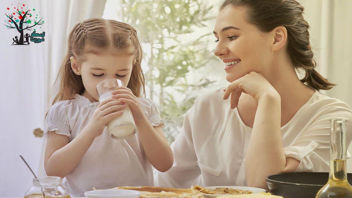 منتجات الألبان ونظام غذائي متوازن