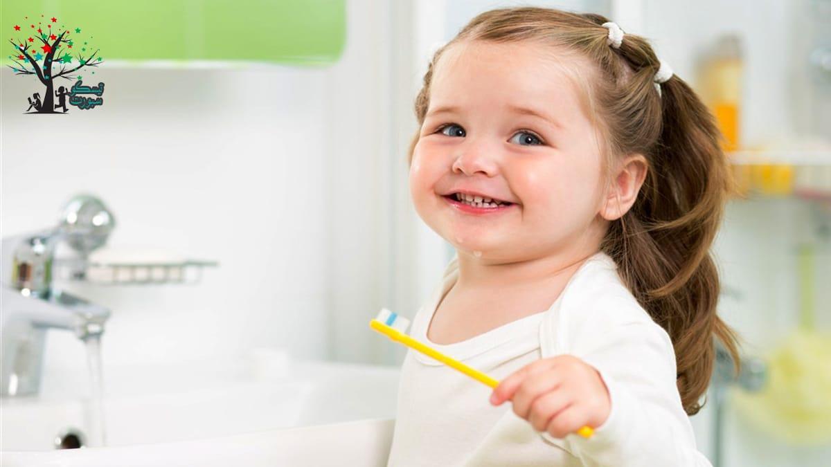 نصائح لتنظيف أسنان الأطفال